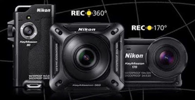 Nikon KeyMission Action Cameras Now in the Philippines; Starts at Php14,900