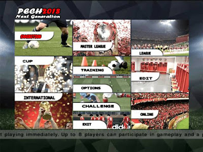 PES 6 PECH Ultimate Patch 2017/2018 [ English Version ]