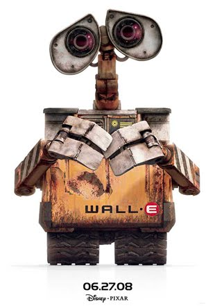 WALL-E 2008 BRRip 720p Dual Audio In Hindi English ESub