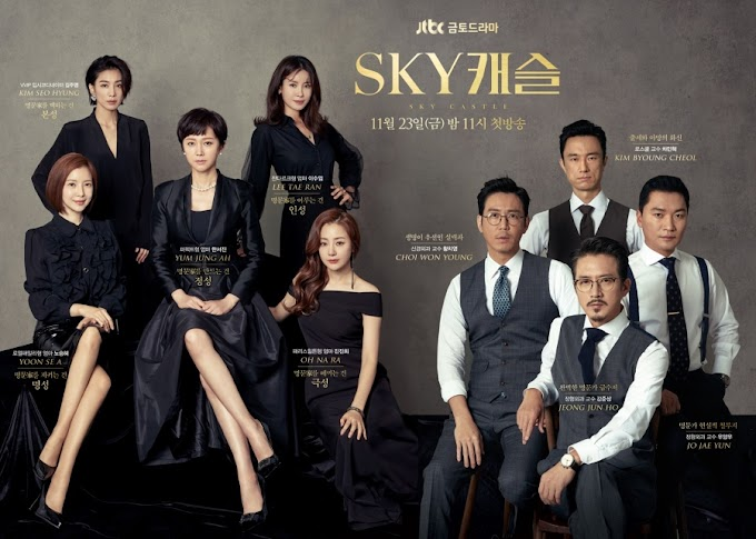[Review] Sky Castle dan Pesan Moral yang Terdapat di Dalamnya