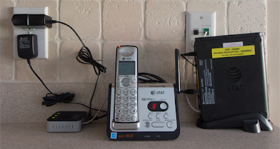 Obi200, Home Phone, & Router