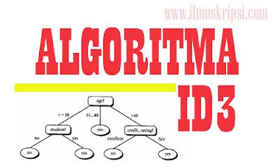 Algoritma ID3