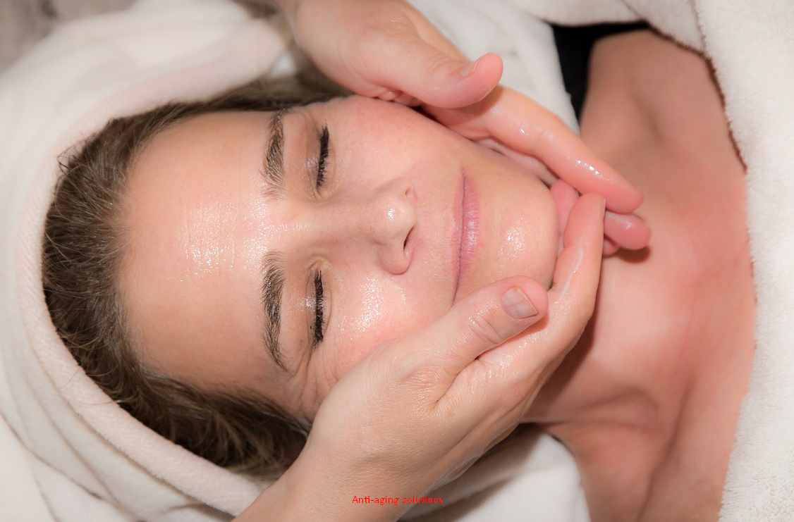 Getting That Flawless Youthful Skin With Anti Aging Solutions