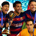 Skorsing Neymar dan Claudio Bravo