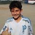 Atleta dos Amigos F.C. realizou treino no Palmeiras