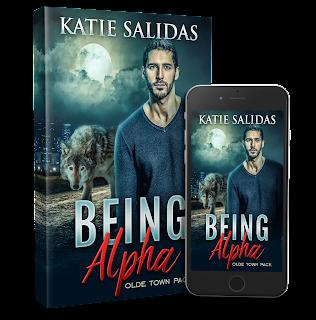 Urban Fantasy Author Katie Salidas
