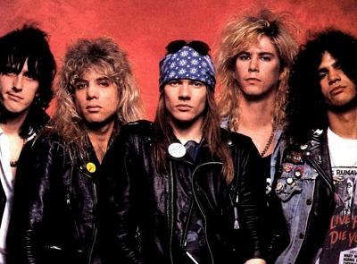 Download Kumpulan lagu Guns N' Roses Download Full