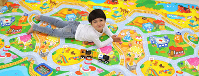 Posh Baby and Kids announces the launch of the world's best play mats in India