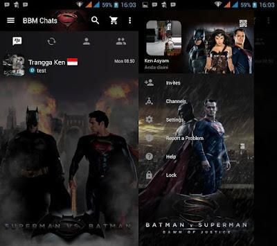 BBM Mod Dawn of Justice