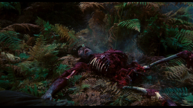 man's body after tussling with the Jabberywocky