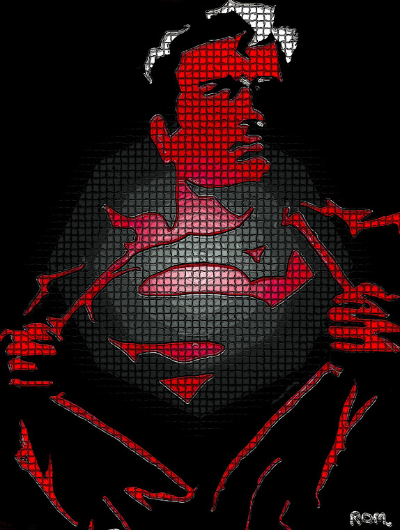 Superman and his temper