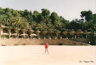 Visitare il Park Guell a Barcellona