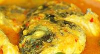 Ikan Peletuk Bumbu Kuning