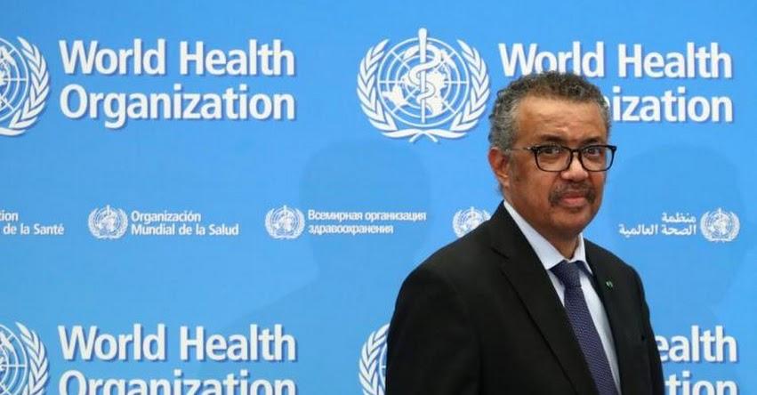 OMS: Segunda ola de coronavirus «retornará en septiembre y octubre», advierte la Organización Mundial de la Salud