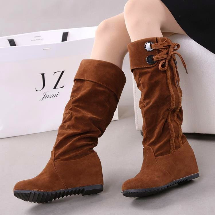 New Winter Boots 2015 For Women And Girls | Stylish Winter ...
