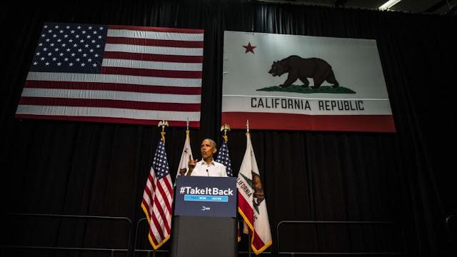 """Obama advierte de la """"política del miedo"""" en la Casa Blanca"""