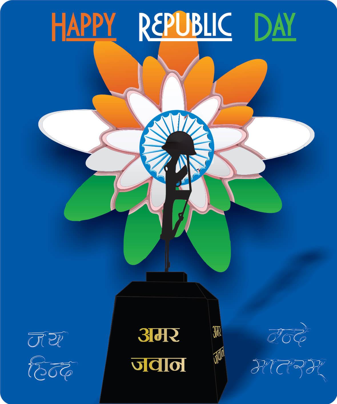 republic day greeting cards  eventom  happy new year hd