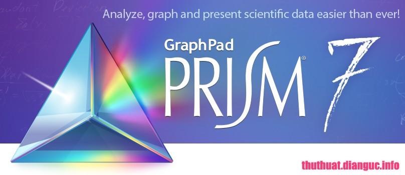 Download GraphPad Prism 8.0.1.244 Full Cr@ck – Phần mềm thống kê và báo cáo đồ thị