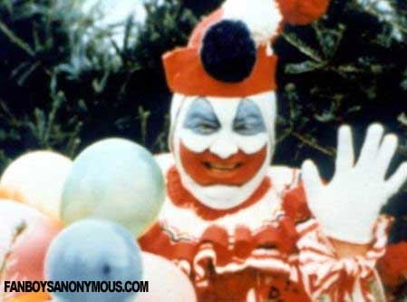 Pogo John Wayne Gacy Clown Murder Serial Killer Balloons