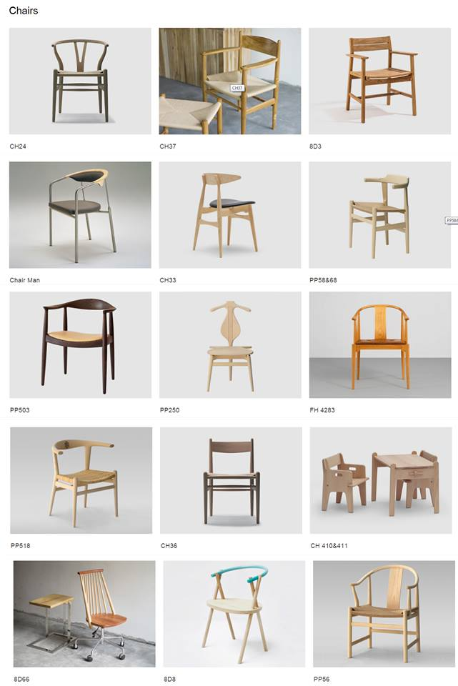 Dining chair collection free stuffs for sketchup vray for Cuisine sketchup 8