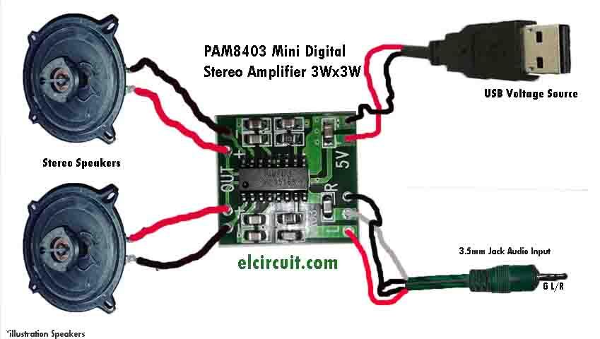 Usb Speaker Wiring Wiring Schematic Diagram