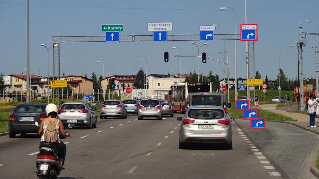 Gdańsk-Południe: lepszy i szybszy wyjazd z Al. Havla w kierunku Al. Armii Krajowej, budowa drugiego prawo skrętu - Czytaj więcej »
