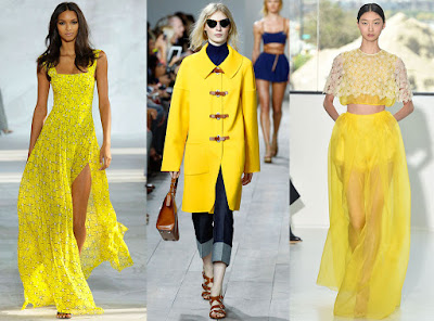 How To Wear Yellow – Next Season's Hottest Colour