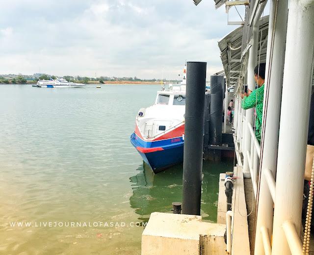 Jadwal dan No Telepon Kapal Ferry Batam Ke Singapore dan Singapore Ke Batam