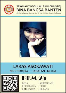 Contoh ID Card KKM