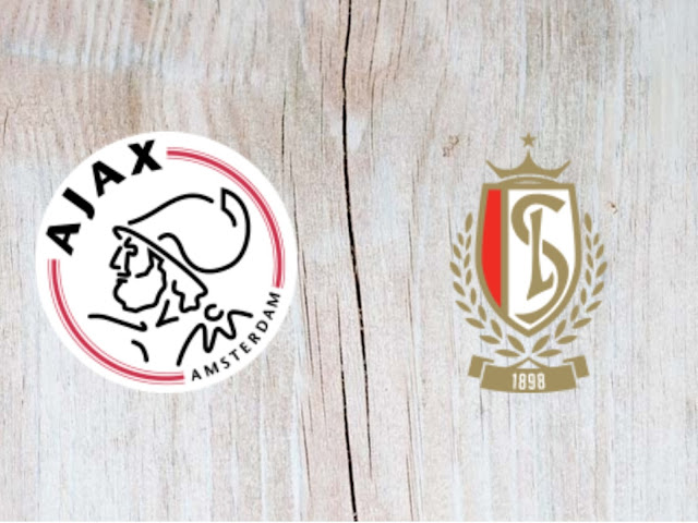 Ajax vs Standard de Liège Full Match & Highlights - 14 August 2018