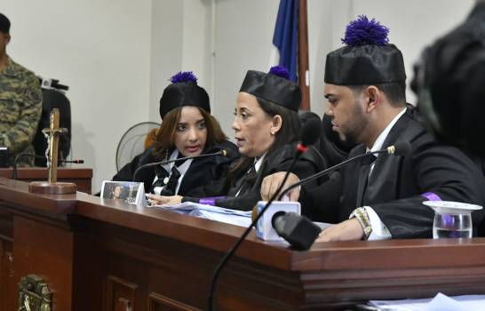 ¿Por qué el tribunal de San Francisco de Macorís no consideró cómplice a Marlin Martínez?