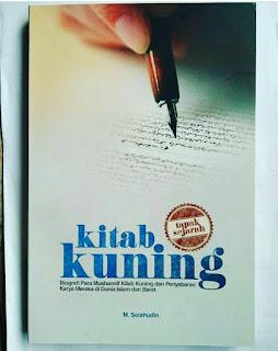 Buku Tapak Sejarah Kitab Kuning Toko Buku Aswaja Surabaya