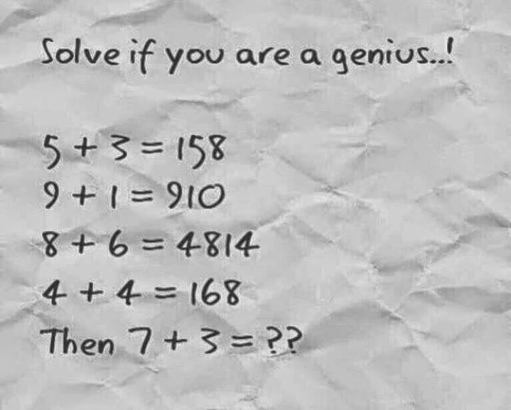 Logical Questions: Picture Puzzle