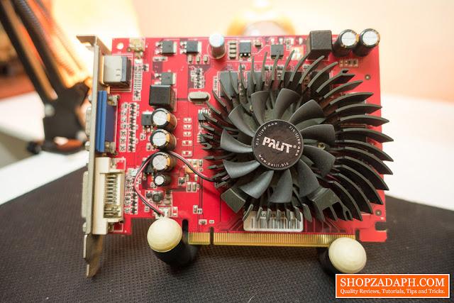 Ryzen 5 2600X with Nvidia 9500GT