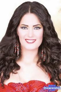سما المصري (Sama Elmasry)، فنانة استعراضية مصرية