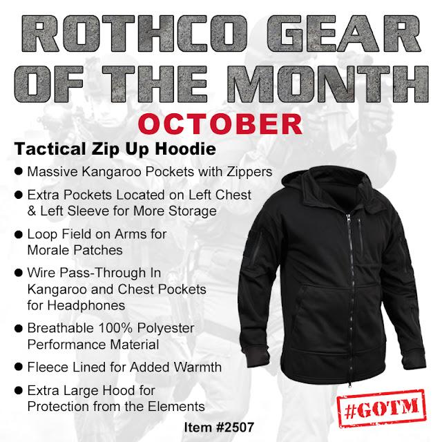 Meet Rothco s #GOTM for October!