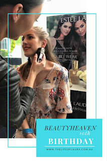 Beautyheaven 10th Birthday