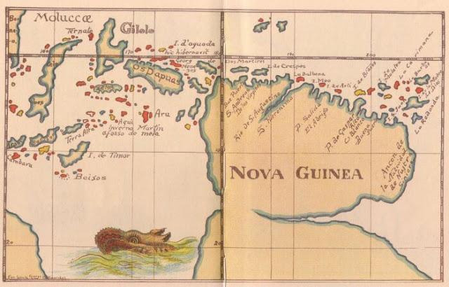 Sejarah Papua Nugini dan Papua Barat