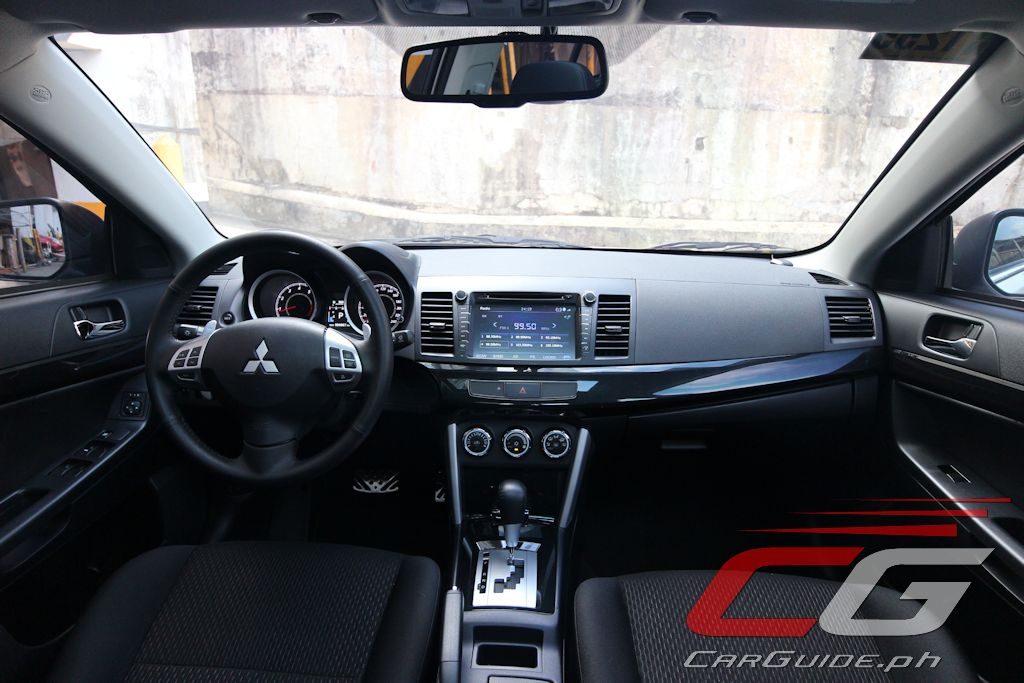 2018 Mitsubishi Lancer Prices >> Review: 2017 Mitsubishi Lancer EX 2.0 GT-A | Philippine Car News, Car Reviews, Automotive ...