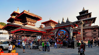 Cover Photo: Kathmandu Durbar Square