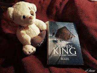 Blaze - Stephen King jako Richard Bachman. Krásná kniha pro milovníky Kinga