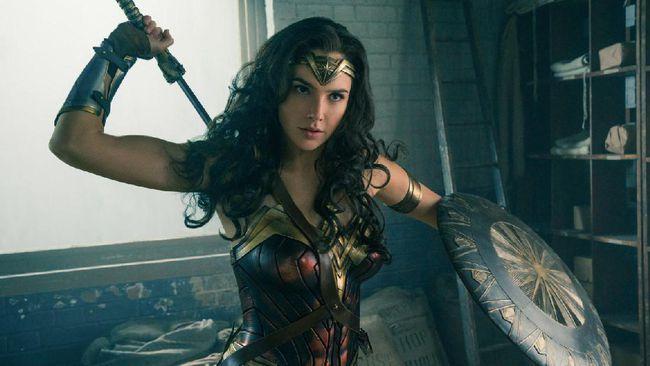 Warner Bros Sebut Sekuel 'Wonder Woman' Sedang Dibuat