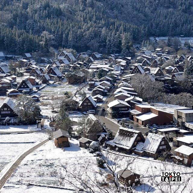 【白川鄉、五箇山世界遺產之旅】金澤出發 一天內悠哉逛遍合掌造集落