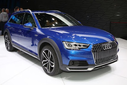 Audi A4 allroad 2018 Review, Specs, Price