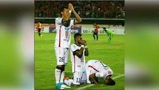 Selebrasi Pemain Bali United Jadi Viral, Media Internasional Turut Beritakan