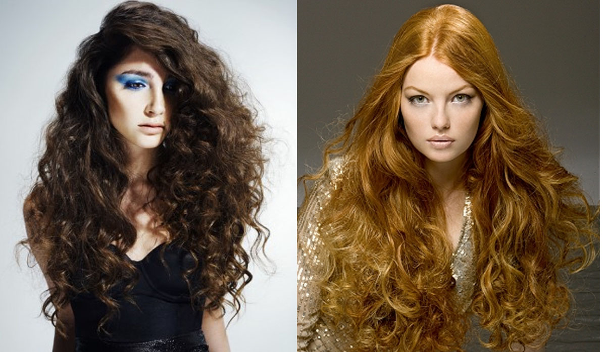 Fashionpics2013: Two Haire Style For Women Long Hair