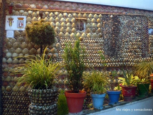 Casa de las conchas, Pueblo de Tazones, Asturias