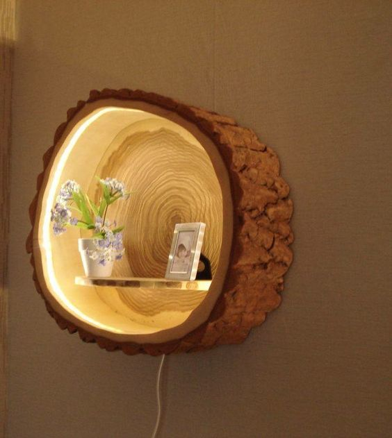 25 DIY Creative Wooden Projects
