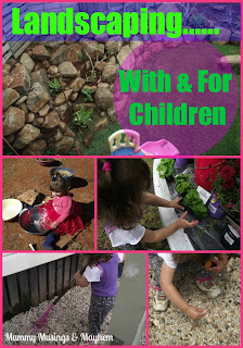 landscaping with toddlers