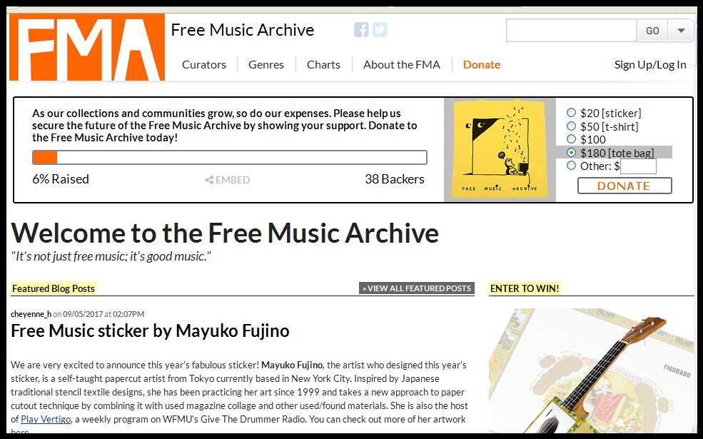9 Situs Musik Gratis Download Bebas Royalti | Logo-Logo